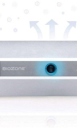 Technologie Biozone de purification d'air Covid